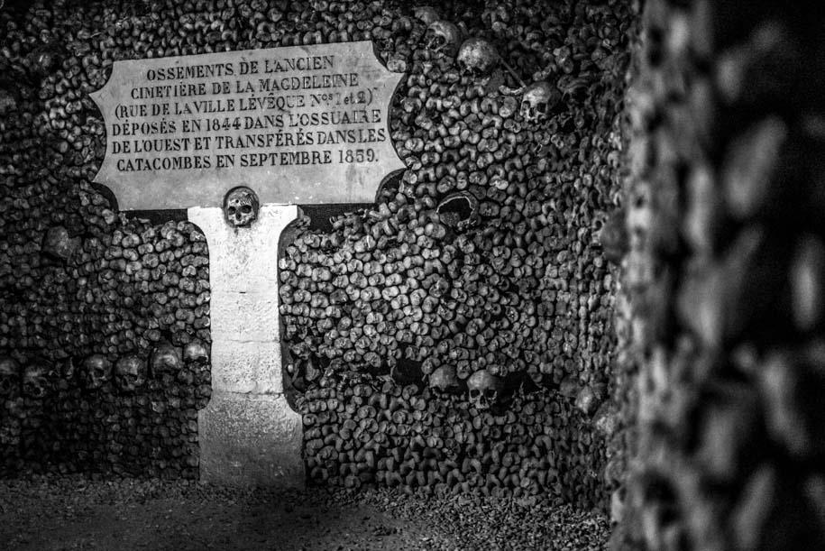 Steven Hyatt Paris Catacombs 3