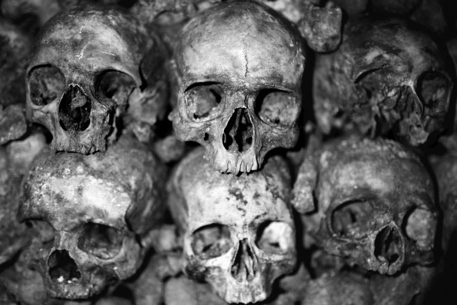 Steven Hyatt Paris Catacombs 4