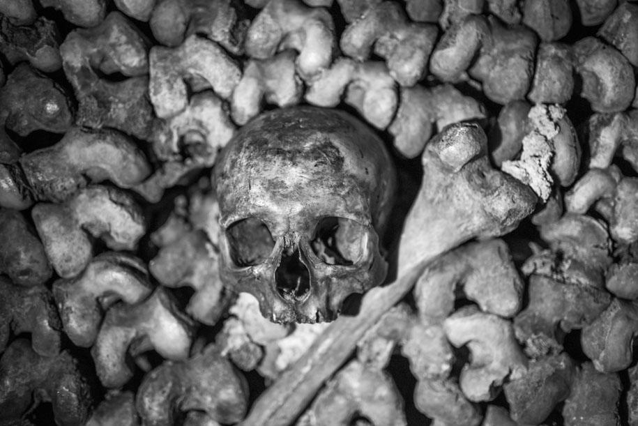 Steven Hyatt Paris Catacombs 5