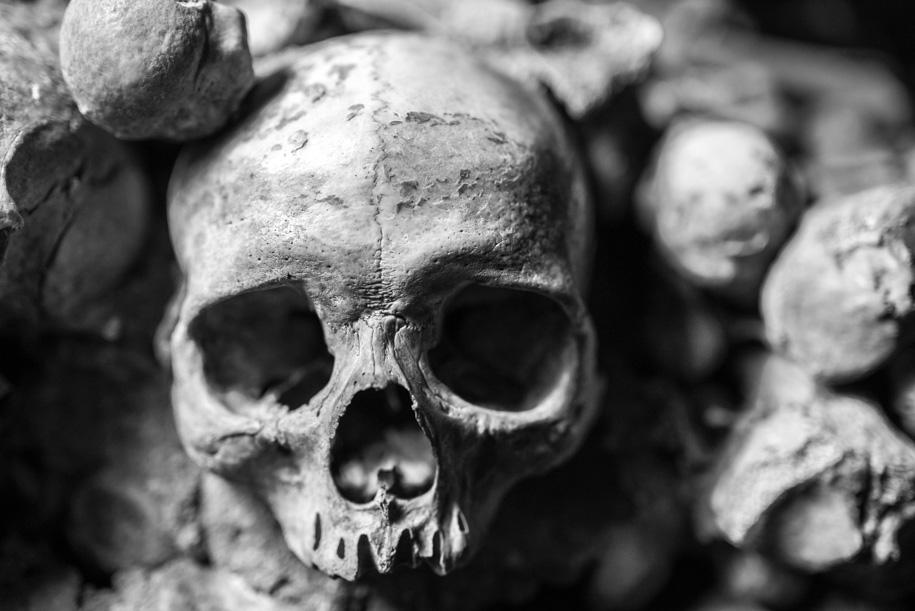 Steven Hyatt Paris Catacombs 6