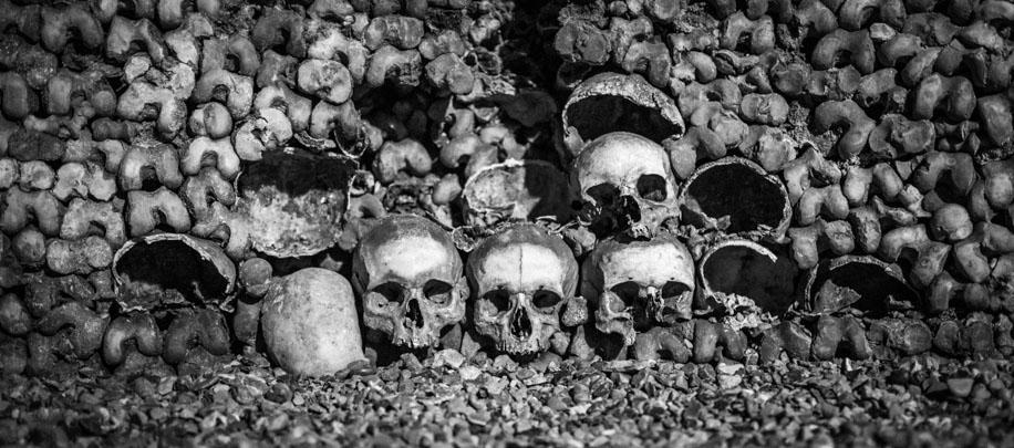 Steven Hyatt Paris Catacombs 7