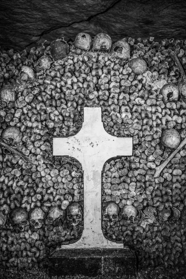 Steven Hyatt Paris Catacombs 8
