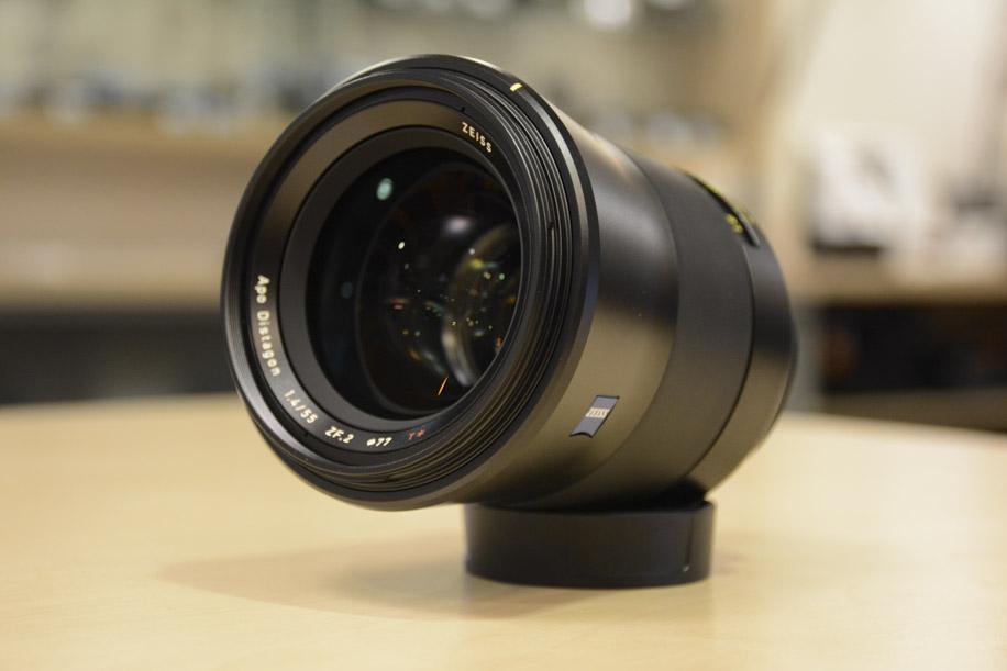 Zeiss OTUS 55mm f-1.4 APO Distagon T ZF.2 lens Nikon F mount 3