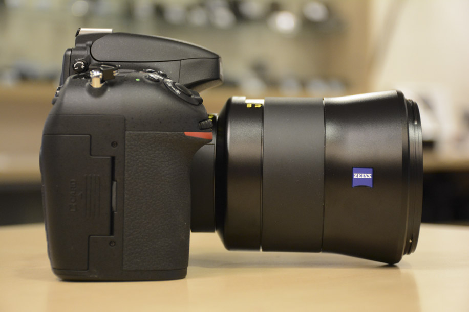 Zeiss OTUS 55mm f-1.4 APO Distagon T ZF.2 lens Nikon F mount 6