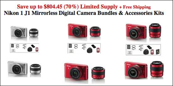 Nikon-1-camera-sale