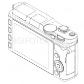 Nikon 1 mirrorless camera design patent 3