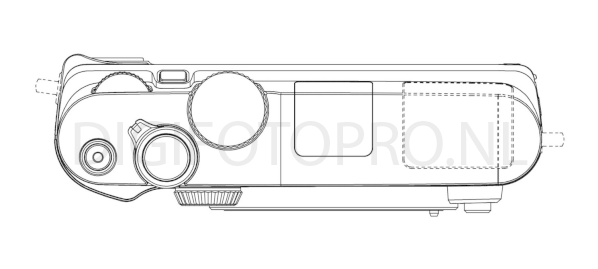 Nikon 1 mirrorless camera design patent 5