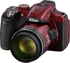 Nikon Coolpix P600 camera