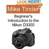 Nikon D3300 camera book