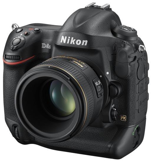 Nikon D4s DSLR camera 1