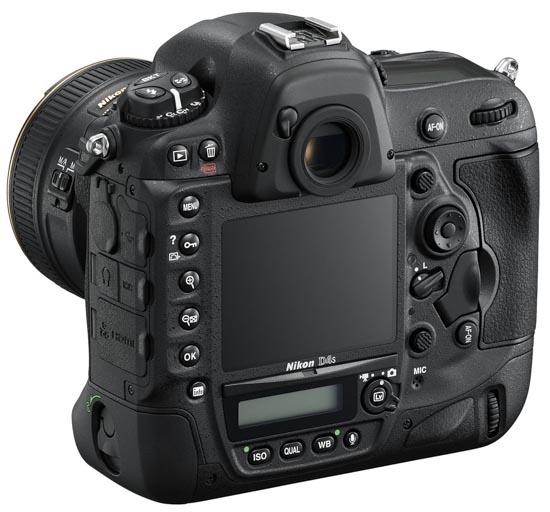 Nikon D4s DSLR camera 3