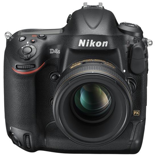 Nikon D4s DSLR camera 4