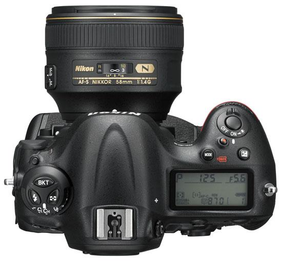 Nikon D4s DSLR camera 5