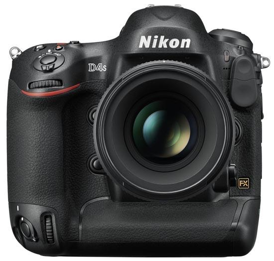 Nikon D4s DSLR camera 7