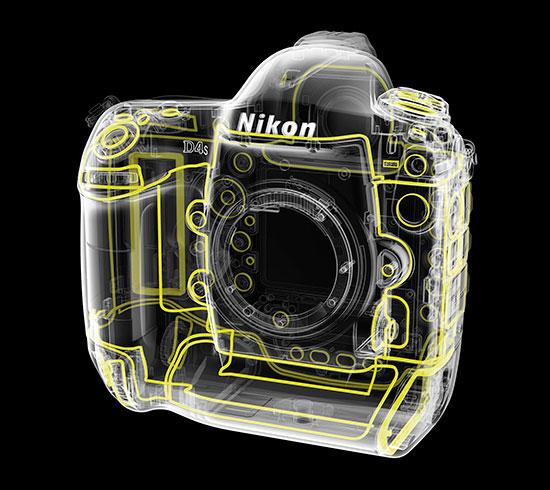 Nikon-D4s-camera-sealing-lines