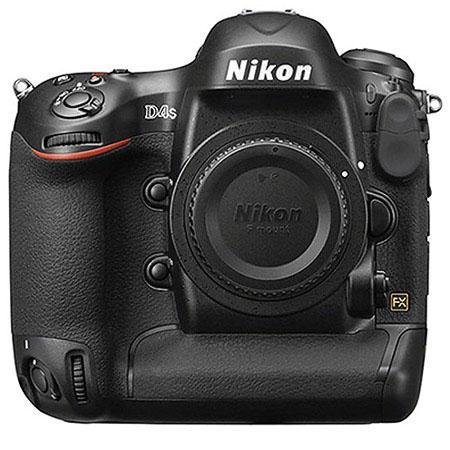 Nikon D4s front