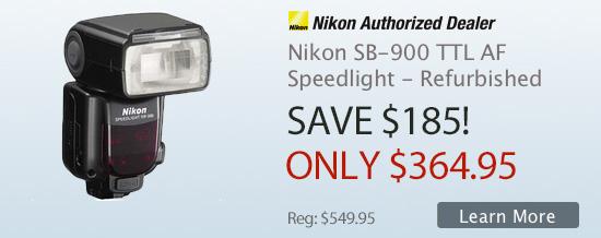 Nikon-SB-900-flash-sale