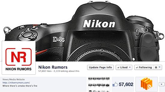 NikonRumors-Facebook