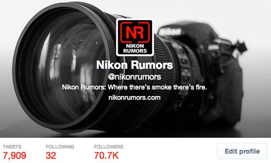 NikonRumors-Twitter