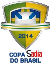 Copa Sadia do Brasil 2014 logo