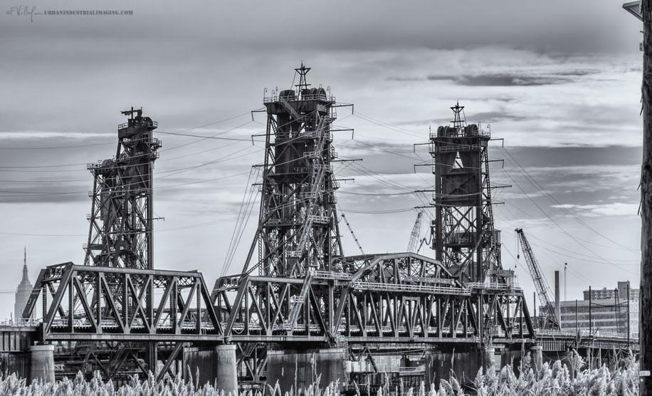 Newark Ave Bridge & Trestle