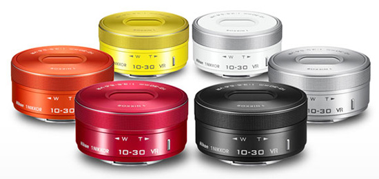 Nikon-1-Nikkor-10-30mm-f3.5-5.6-VR-PD-Zoom-lens-colors