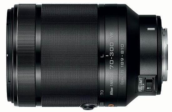 Nikon-1-Nikkor-70-300mm-f4.5-5.6-VR-mirrorless-lens