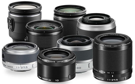 Another rumored Nikon 1 lens: collapsible Nikkor 70-300mm f/4.5-5.6 VR