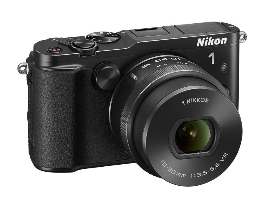 Nikon 1 V3 mirrorless camera officially announced