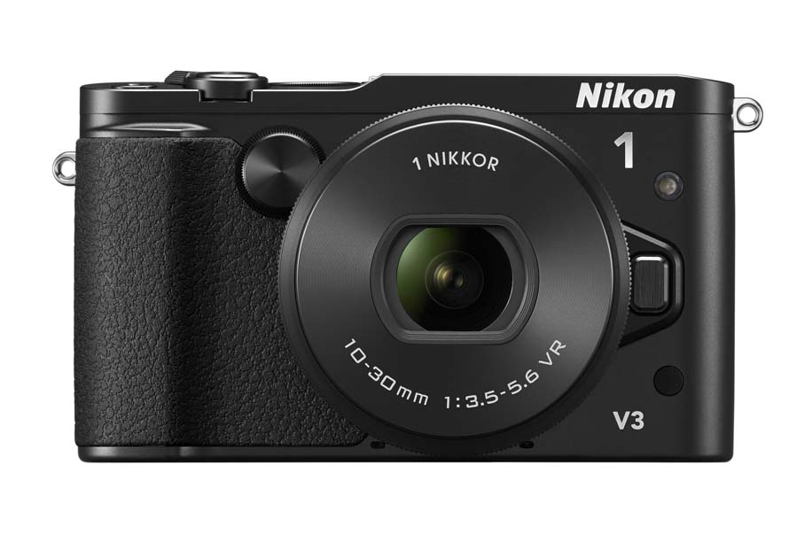 Additional Nikon 1 V3 camera images: