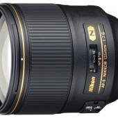 Nikon AF-S 135mm f:2G lens