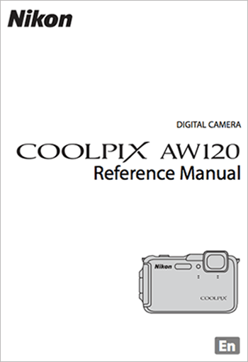 Nikon-Coolpix-AW120-user-manual