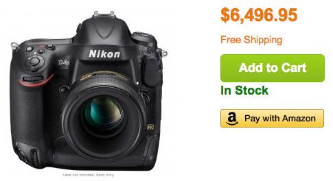Nikon-D4s-in-stock