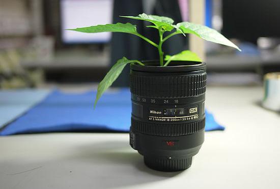 Nikon-lens-pot
