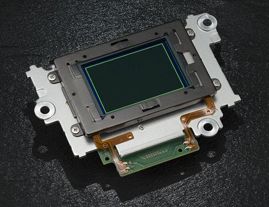 Nikon_D4S_image_sensor_unit
