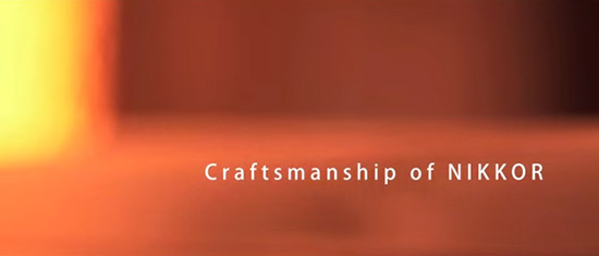 Craftsmanship-of-Nikkor-lenses-video
