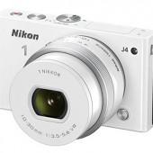Nikon 1 J4 mirrorless camera