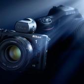 Nikon-1-V3-mirrorless-camera