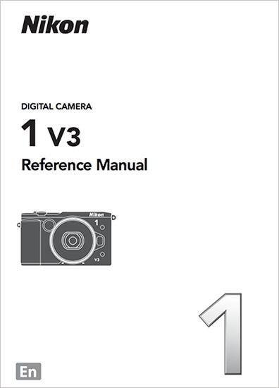 Nikon-1-V4-camera-manual