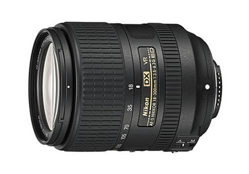 Nikon 18-300mm f:3.5-6.3 lens