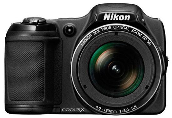Nikon-Coolpix-L820-camera