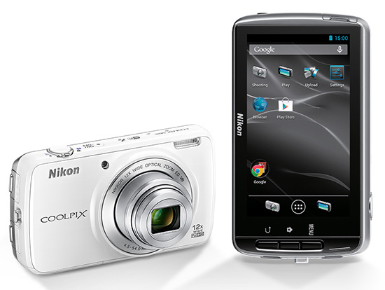 Nikon Coolpix S810c, Detailed Information about The New Camera with Nikon Android
