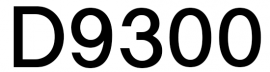 Nikon-D9300-logo