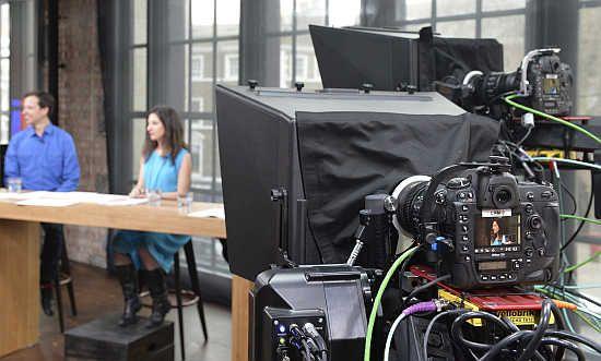 Nikon DSLR cameras used to shoot London Live