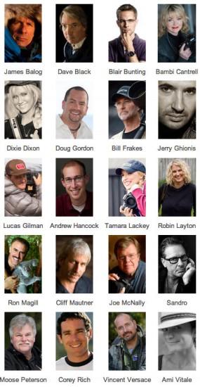 Nikon-USA-brand-ambassadors-pictures
