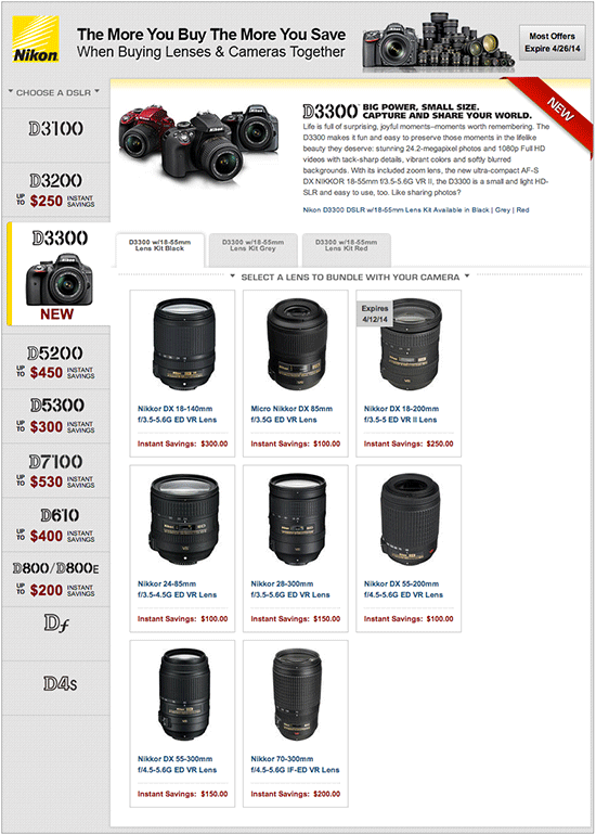 Nikon-rebates-April