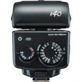 Nissin i40 Compact Flash back