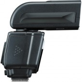 Nissin i40 Compact Flash side