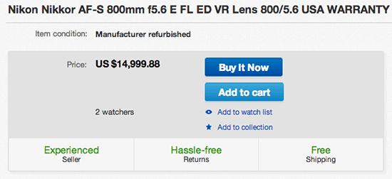 Refurbished-Nikon-800mm-f5.6-lens-on-sale