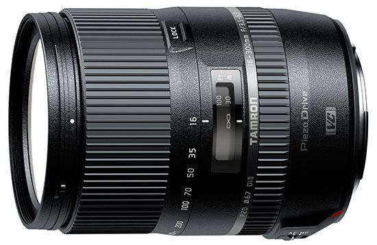 Tamron 16-300mm f/3.5-6.3 Di II VC PZD MACRO (Model B016) lens Nikon mount